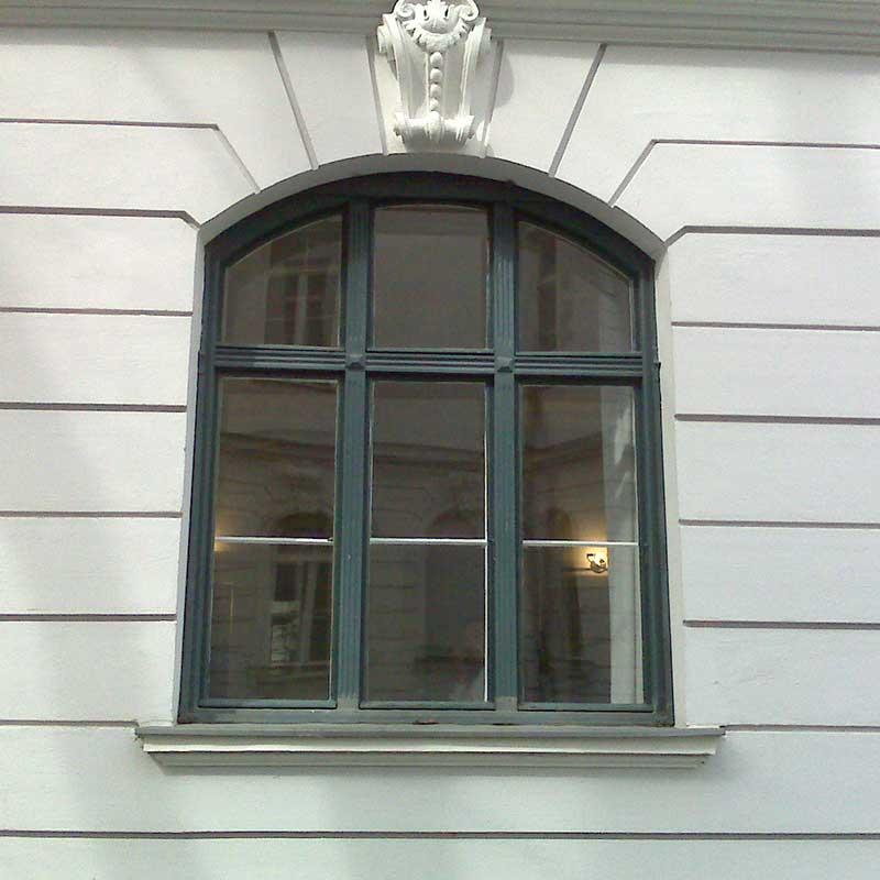 Sanierung Holzfenster